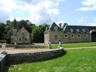 Château de Cambray à EOLE-EN-BEAUCE - 3  © Château de Cambray