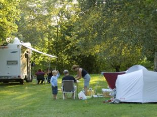 Camping River Camp à CIVRAY-DE-TOURAINE - 4  ©  River Camp Souchard