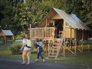 Camping onlycamp La Gâtine à BLERE - 3  © F Paillet