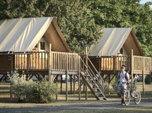 Camping onlycamp La Gâtine à BLERE - 4  © F Paillet