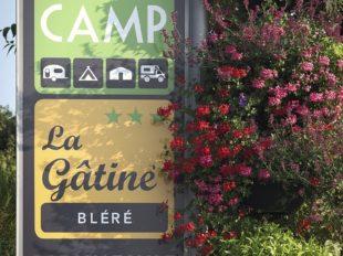 Camping onlycamp La Gâtine à BLERE - 5  © F Paillet