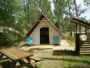 L'Heureux Hasard à LE CONTROIS-EN-SOLOGNE - 2  © Camping L'Heureux Hasard
