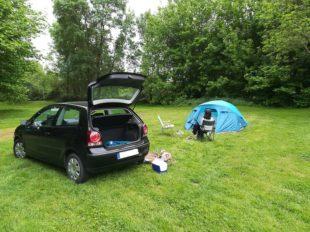 Camping du Lac à LANGEAIS - 5  © Camping de Langeais