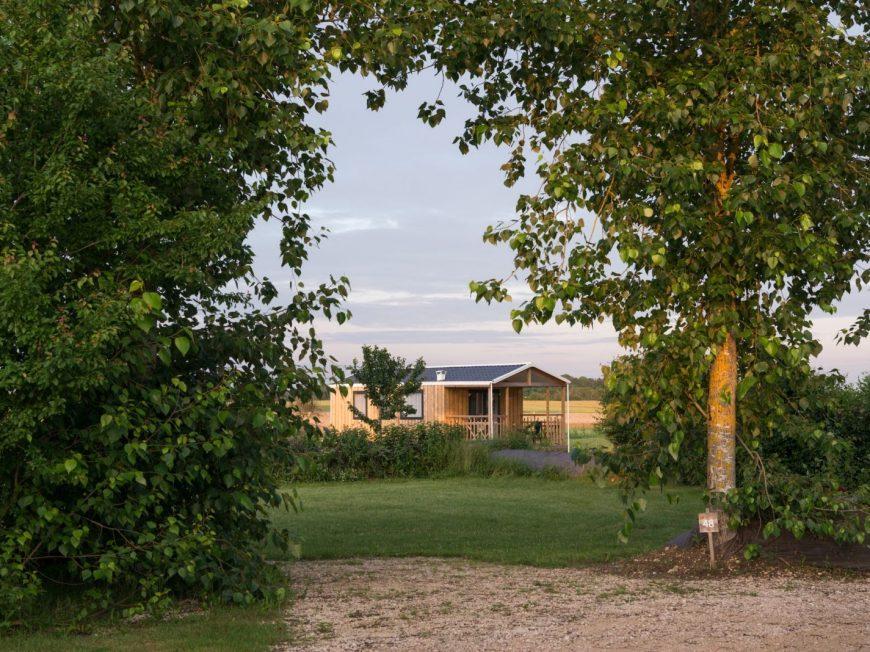 Camping Nature Ferme Pédagogique de Prunay à VALLOIRE-SUR-CISSE © camping_nature_ferme_pedagogiquedeprunay