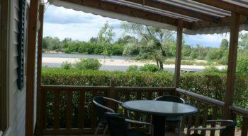 Camping La Poterie – Vue sur Loire