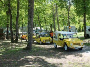 Camping Les Acacias à LA VILLE-AUX-DAMES - 10  © Camping Les Acacias