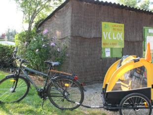 Camping Les Acacias à LA VILLE-AUX-DAMES - 14  © Camping Les Acacias