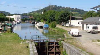 Canal de jonction St Satur et Sancerre