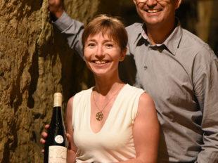 Cave Drussé Nathalie et David à SAINT-NICOLAS-DE-BOURGUEIL - 3  © Celia Leroy La chambre Noire