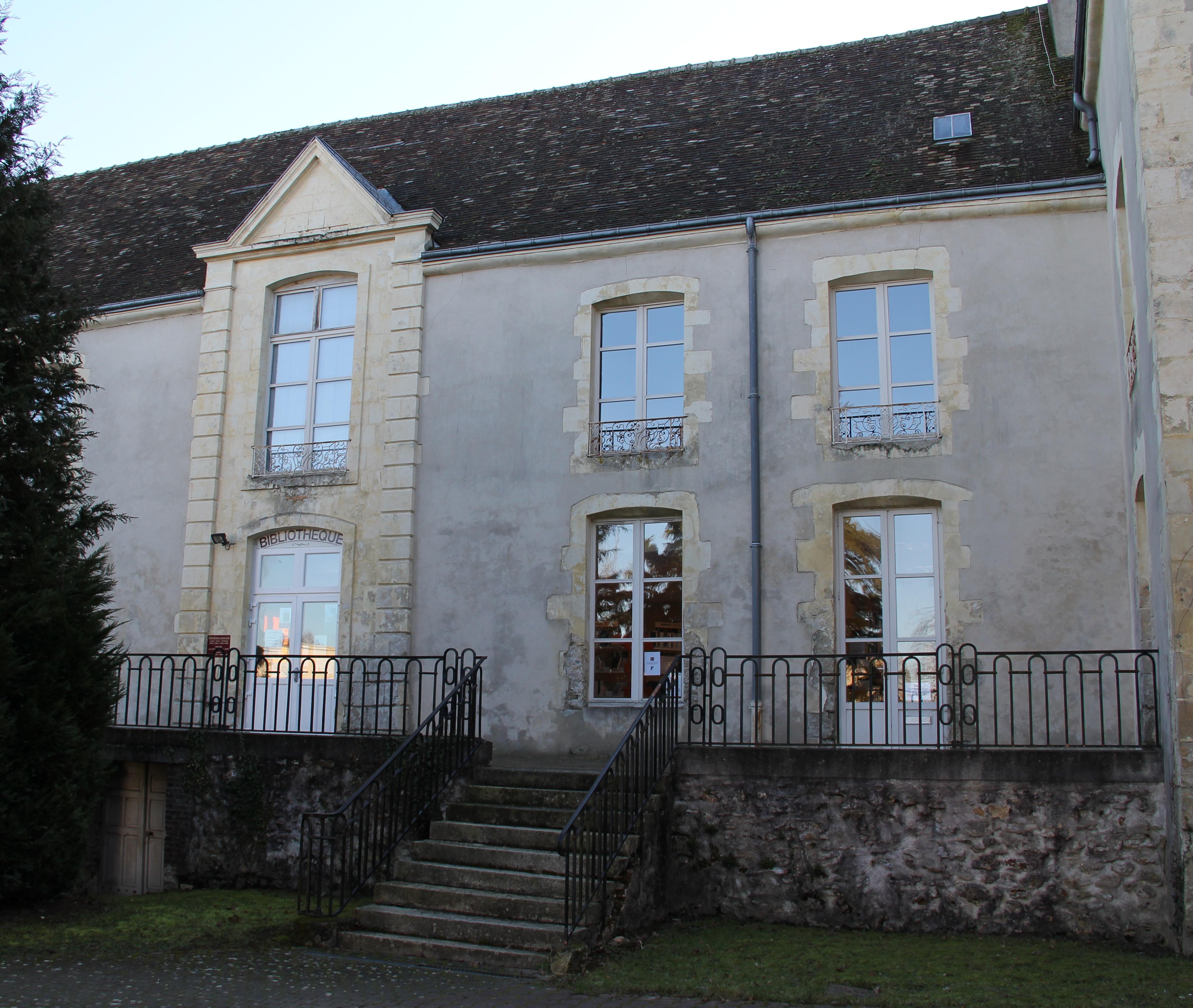 Centre socio-culturel à NOGENT-LE-ROTROU © Mairie de Nogent-le-Rotrou