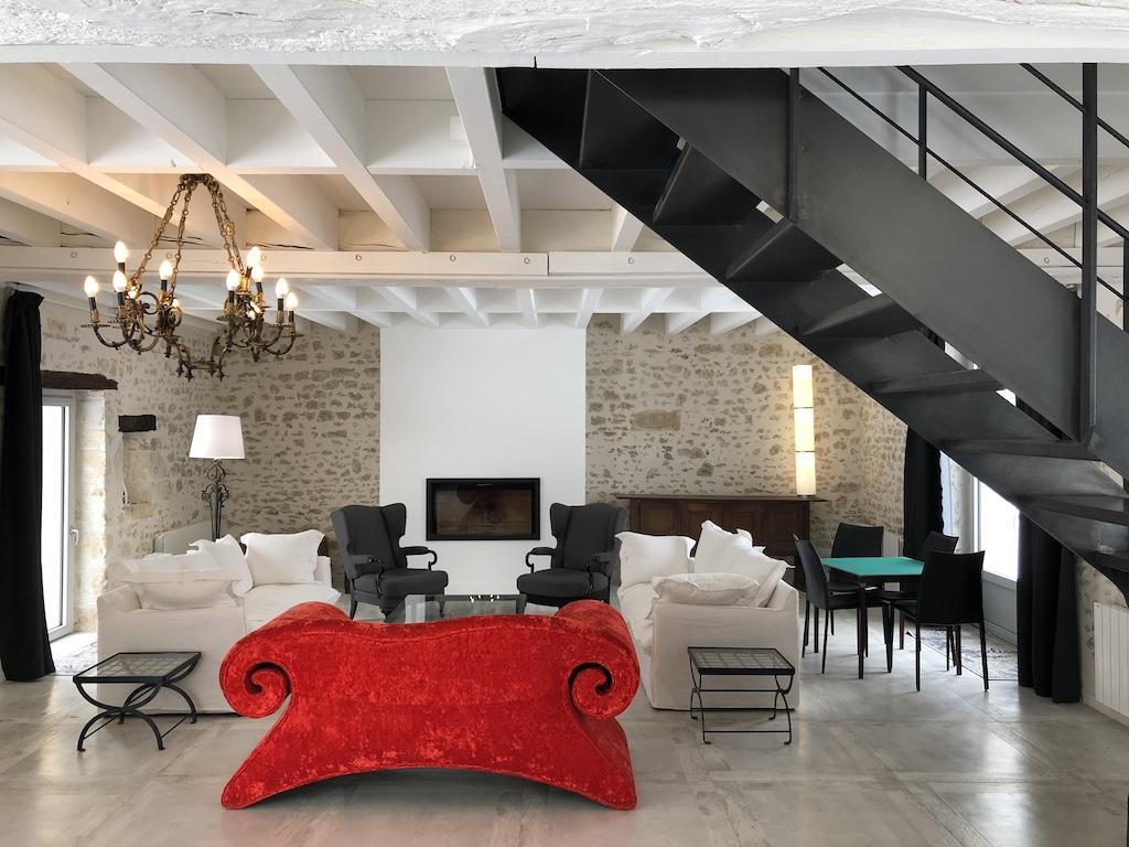 Le loft du Manoir à LES ETILLEUX © LE LOFT DU MANOIR