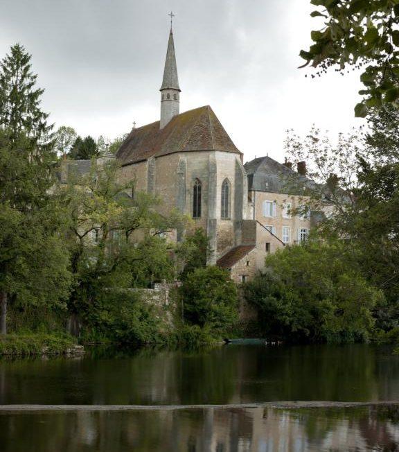 Chapelle Saint-Benoît à ARGENTON-SUR-CREUSE © Thierry Cantalupo patrimoine.regioncentre.fr