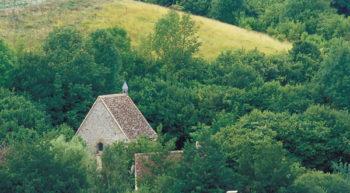 Chapelle Saint Hilaire des Noyers