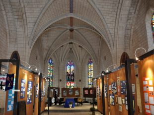 Chapelle Saint-Benoît à ARGENTON-SUR-CREUSE - 2  © Patrimoine-histoire.fr