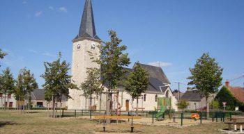 Eglise Charsonville