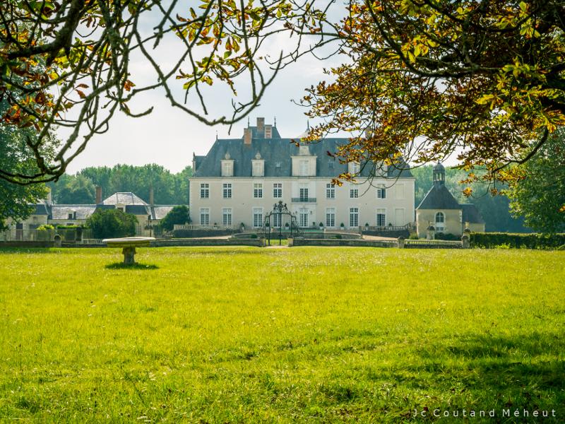 Château de Champchevrier à CLERE-LES-PINS - 1