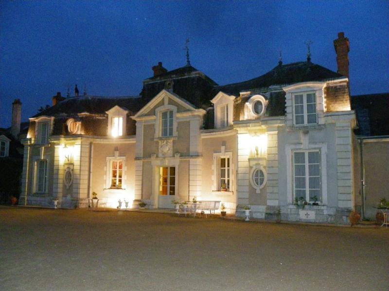 Château de Colliers à MUIDES-SUR-LOIRE © Site-Web-Chateau-de-Colliers