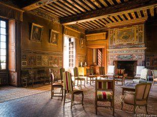 Château de Gizeux à GIZEUX - 5  © ADT Touraine / Jean-Christophe Coutand