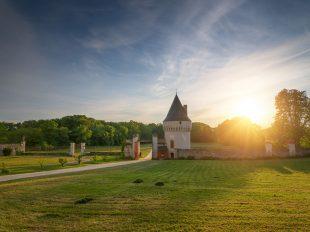 Château de Gizeux à GIZEUX - 6  © ADT Touraine / Jean-Christophe Coutand