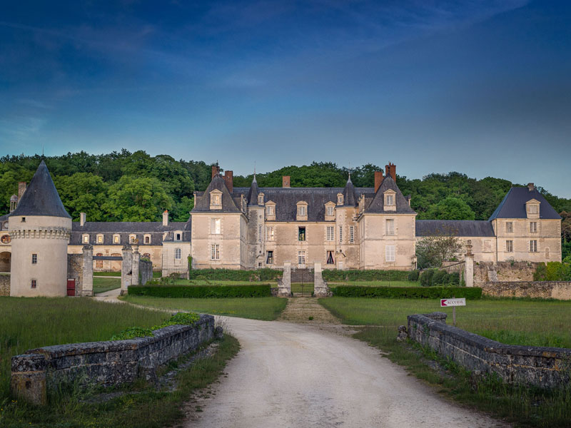 Château de Gizeux à GIZEUX © ADT Touraine / Jean-Christophe Coutand