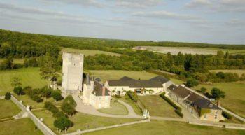 Château-de-Mazieres—vue-aérienne