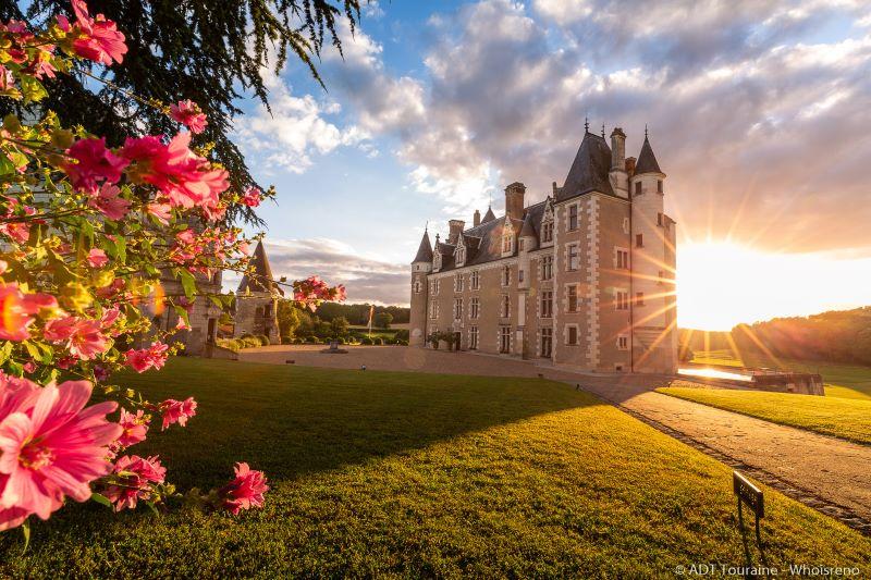Château de Montpoupon à CERE-LA-RONDE © ADT Touraine / Whoisreno