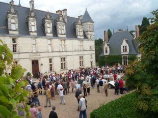 Château de Nitray à ATHEE-SUR-CHER - 3  ©  Droits réservés