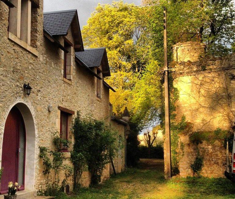 Le Château de Saint-Gaultier à SAINT-GAULTIER © Chateau de Saint-Gaultier