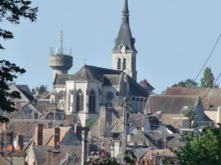 Eglise Saint-Maurice à CHATILLON-SUR-LOIRE - 2  © OT Terres de Loire et Canaux - IRémy