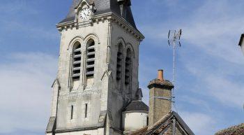 Chatillon-sur-Loire—Eglise-neo-gothique-St-Maurice