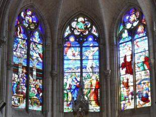 Eglise Saint-Maurice à CHATILLON-SUR-LOIRE - 8  © OT Terres de Loire et Canaux - IRémy