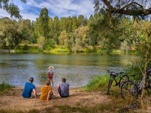 Loire Valley Cycling à CIVRAY-DE-TOURAINE - 2  © ADT Touraine - JC Coutand