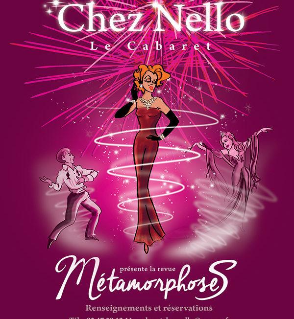 Chez Nello à TOURS © Cabaret Chez Nello
