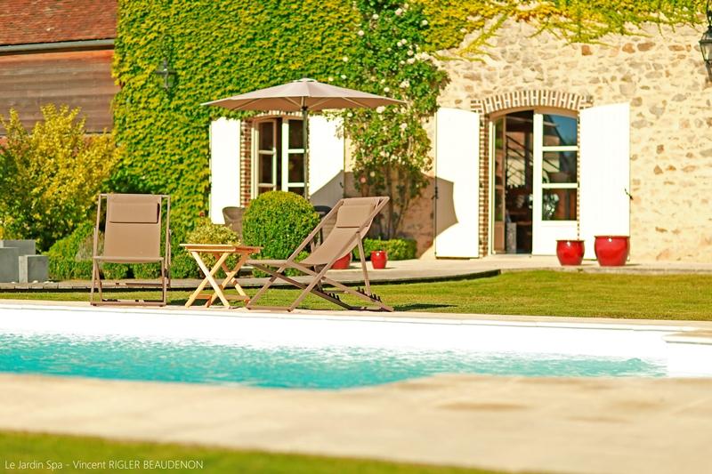 Le Jardin Spa à SAINT-HILAIRE-LES-ANDRESIS - 1