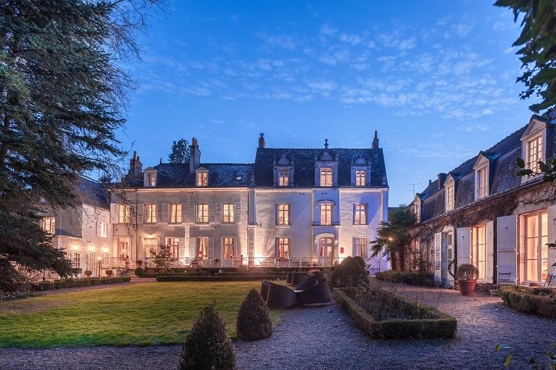 Hôtel Le Clos d'Amboise à AMBOISE © Clos d'Amboise