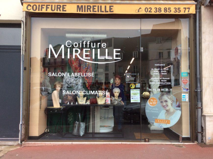 Coiffure Mireille à MONTARGIS © Coiffure Mireille