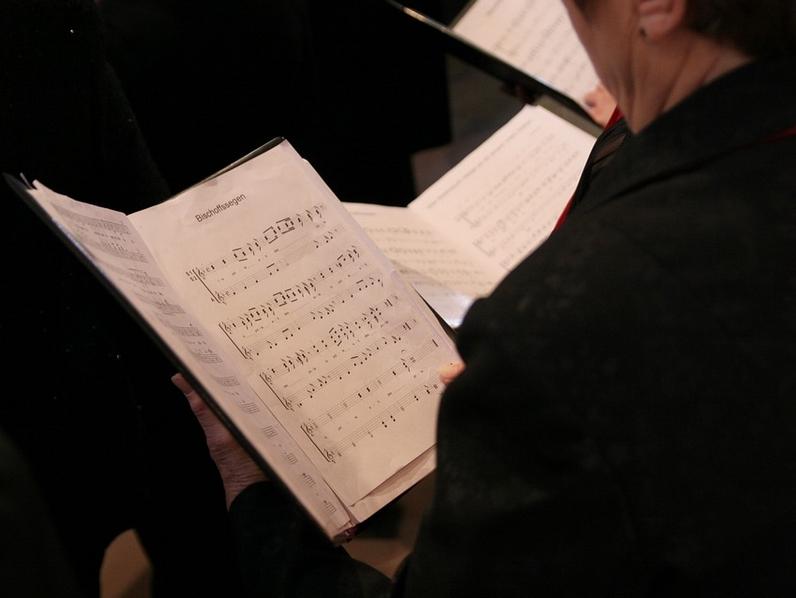 Concert de l'ensemble vocal Praxinoë à CHANNAY-SUR-LATHAN © Pixabay