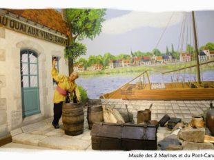 Musée des Deux Marines et du Pont-canal à BRIARE - 5  ©  Maison des Deux Marines