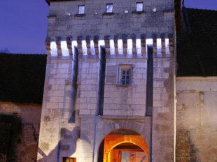Château-monastère de la Corroirie à MONTRESOR - 2  © Jeff de Mareuil