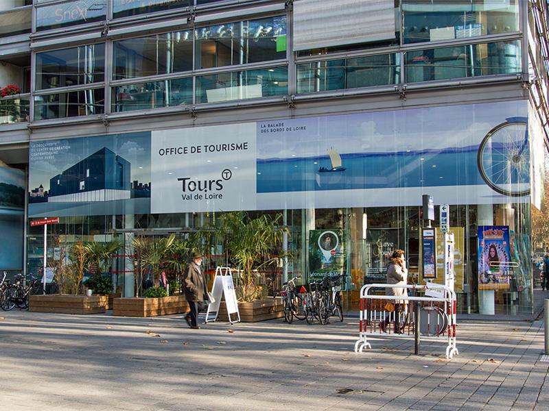 Office de Tourisme Tours Loire Valley à TOURS © Anaïs Dutour