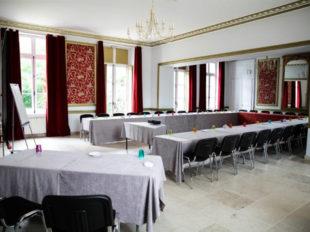 Hotel & Spa du Domaine des Thomeaux à MOSNES - 6  © Droits réservés