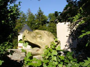 Parc du château de Lisledon à VILLEMANDEUR - 2  © OT AME