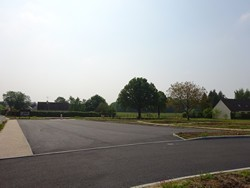 Aire de service pour camping-car de Chevillon sur Huillard à CHEVILLON-SUR-HUILLARD © Mairie Chevillon sur Huillard