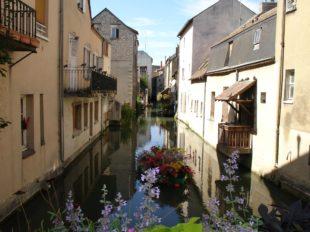 Visite de la ville de Montargis à MONTARGIS - 4  © AME