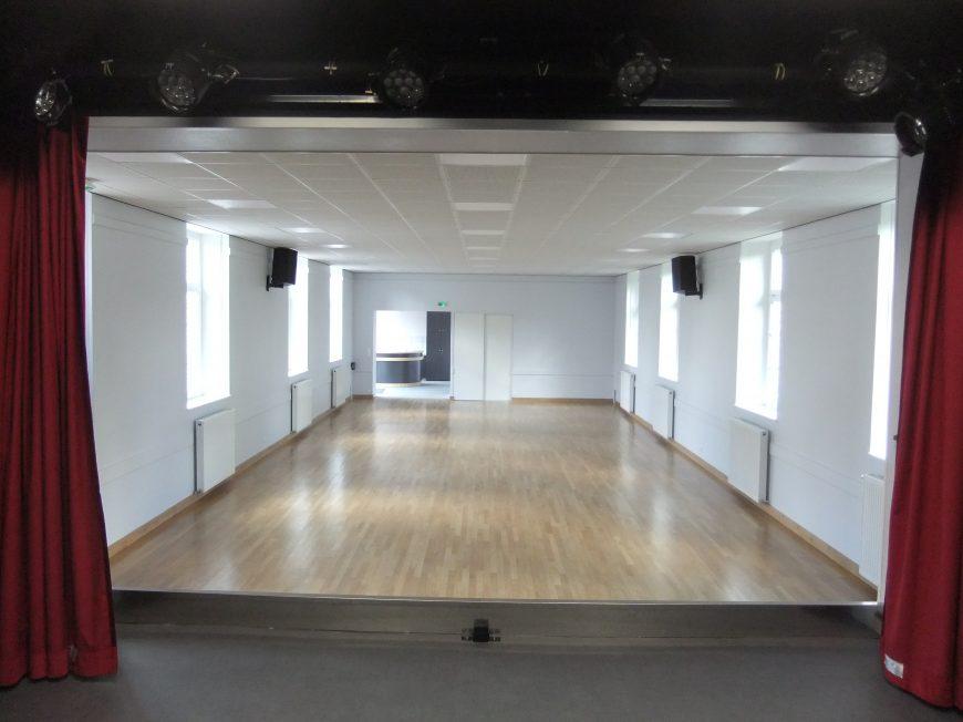 Salle des Fêtes à CHUELLES © Mairie de Chuelles