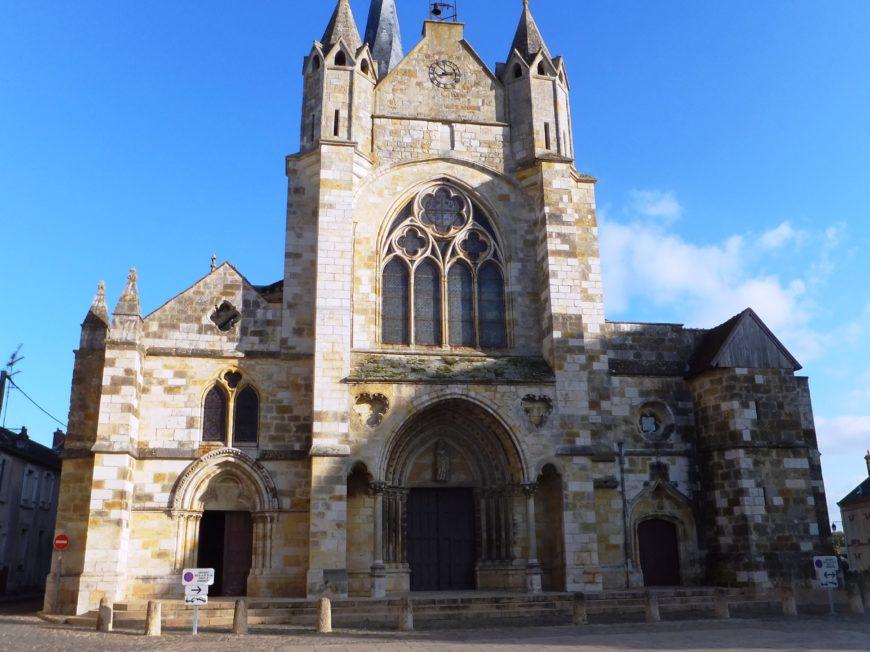 Eglise Notre-Dame à PUISEAUX ©  CSP