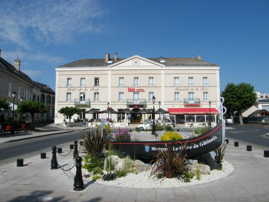 Hôtel Ibis Montargis à MONTARGIS ©  Brasserie de la Poste