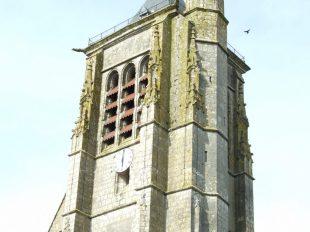 Eglise de Janville-en-Beauce à JANVILLE-EN-BEAUCE - 2  © mtcb