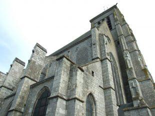 Eglise de Janville-en-Beauce à JANVILLE-EN-BEAUCE - 3  © mtcb