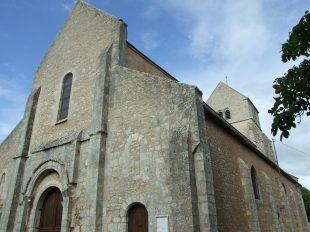 Eglise du Puiset à JANVILLE-EN-BEAUCE - 2  © mtcb
